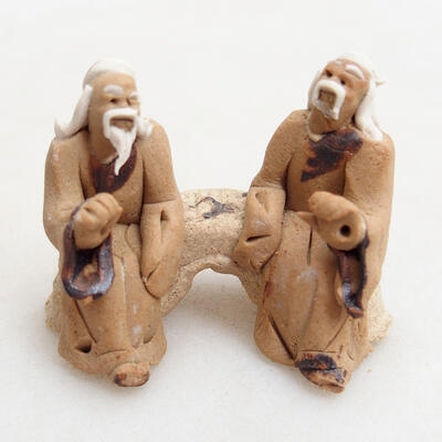 Ceramic figurine - Stick figure H18 - 1