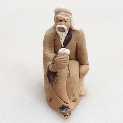 Ceramic figurine - Stick figure H25 - 1