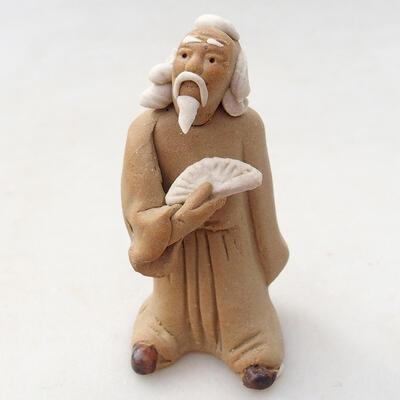 Ceramic figurine - Stick figure H26v - 1