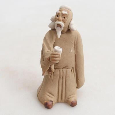Ceramic figurine - Stick figure H27p - 1