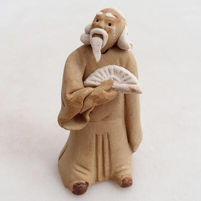 Ceramic figurine - Stick figure H27v - 1