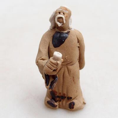 Ceramic figurine - Stick figure H28 - 1