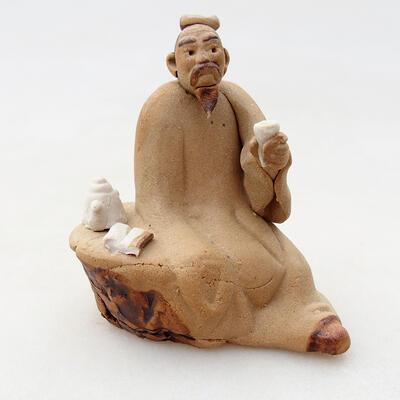 Ceramic figurine - Stick figure H30 - 1