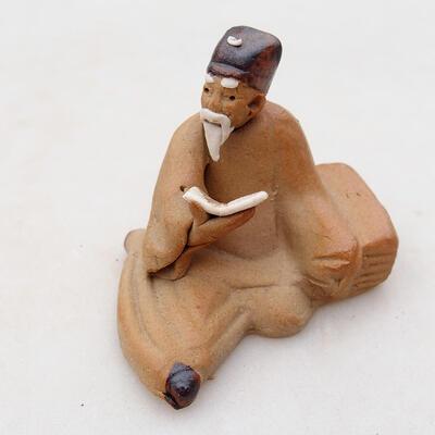 Ceramic figurine - Stick figure I2 - 1