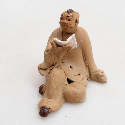 Ceramic figurine - Stick figure I3 - 1