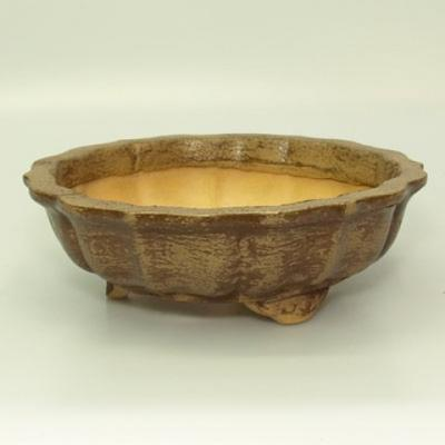 Bonsai ceramic bowl CEJ 26 - 1