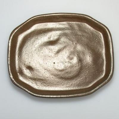 Bonsai water tray H 32 - 12,5 x 10,5 x 1 cm