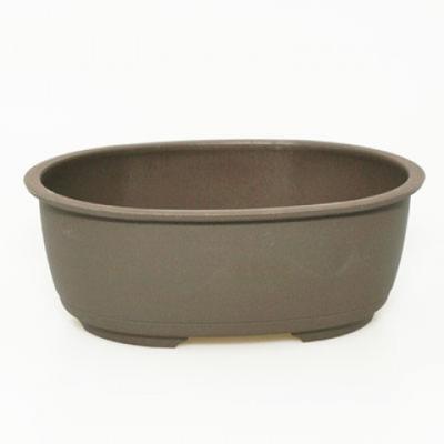 Bonsai plastic bowl MP-4 oval - 1