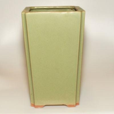Ceramic bonsai bowl H 22 - 17,5 x 17,5 x 29 cm - 1