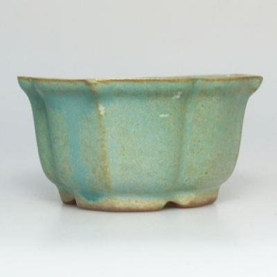 Ceramic bonsai bowl H 95 - 7 x 7 x 4,5 cm - 1