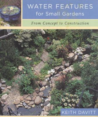 Water features for small gardens - 1