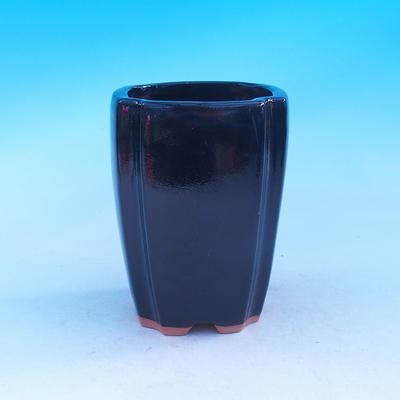 Ceramic bonsai bowl - cascade - 1