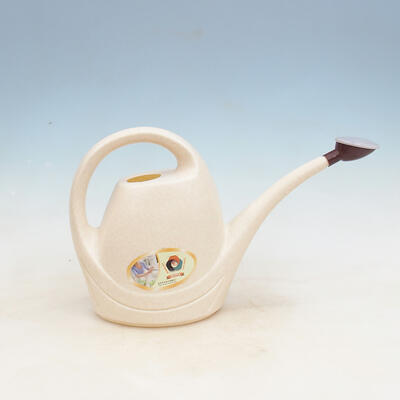 Plastic watering can 3 liters - 1