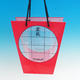 Gift plastic bag - 1/4