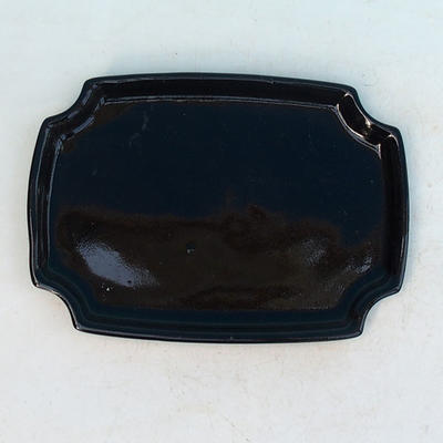 Bonsai water tray H 03 - 16,5 x 11,5 x 1 cm - 1