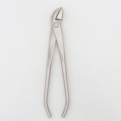 Angled pliers 23 cm - stainless steel - 1