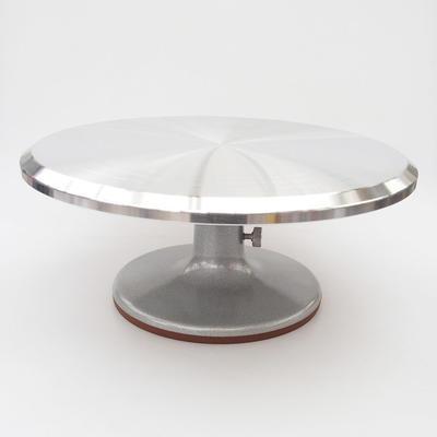 Aluminum turntable Profi 31 x 13 cm - 1