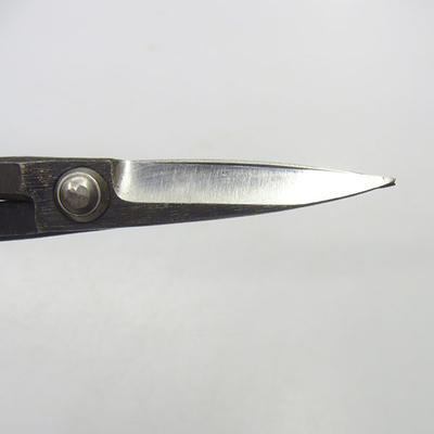 Scissors hand forged long 21.5 cm - 2