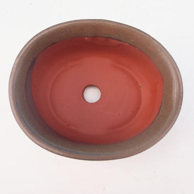 Ceramic bonsai bowl H 30 - 12 x 10 x 5 cm - 2