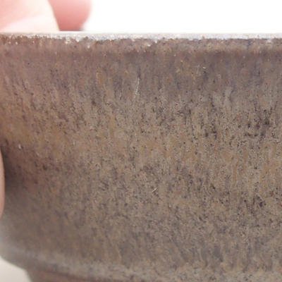 Ceramic bonsai bowl 10 x 105 x 3 cm, color brown - 2