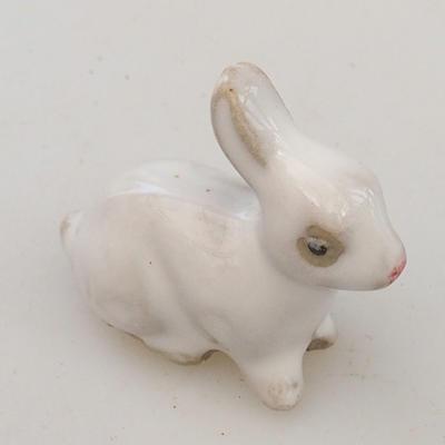 Ceramic figurine - hare - 2
