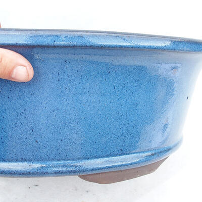 Bonsai bowl 61 x 46 x 20 cm, color blue - 2