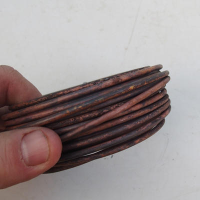 Copper wires forming 500 g - 2