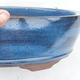 Bonsai bowl 35 x 24 x 9 cm, color blue - 2/7