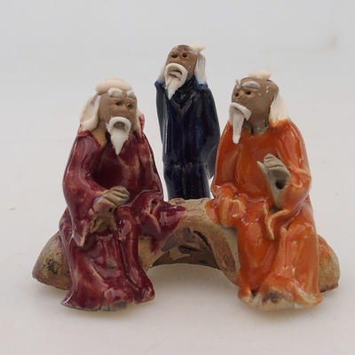 Ceramic figurine - Trinity - 2