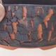 Ceramic bonsai bowl 15 x 15 x 6 cm, color cracked - 2/4