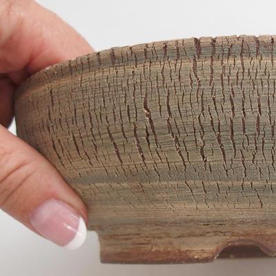 Ceramic bonsai bowl - fired in a 1240 ° C gas oven - 2