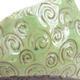 Ceramic shell 7 x 7 x 5 cm, color green - 2/3