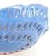 Ceramic shell 7 x 7 x 4 cm, color blue - 2/3