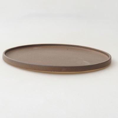 Bonsai saucer H 21 - 21.5 x 21.5 x 1.5 cm - 2