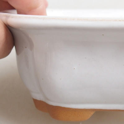 Ceramic bonsai bowl H 51 - 17.5 x 13.5 x 5.5 cm - 2