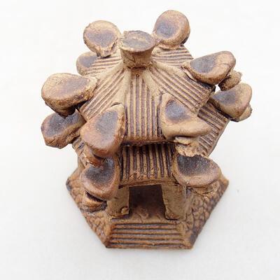 Ceramic figurine - Gazebo A3 - 2