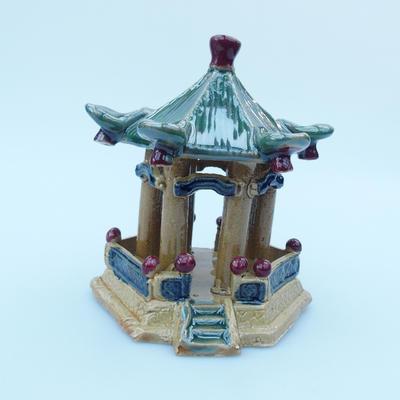 Ceramic figurine - Arbour - 2