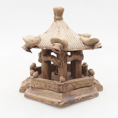 Ceramic figurine - Gazebo A9 - 2