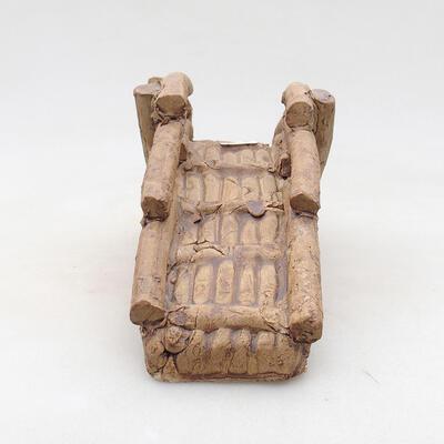 Ceramic figurine - Bridge B9 - 2