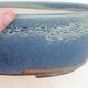 Bonsai bowl 31 x 24 x 10 cm, color blue - 2/5