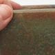 Ceramic bonsai bowl 15.5 x 15.5 x 5 cm, cracked color - 2/3