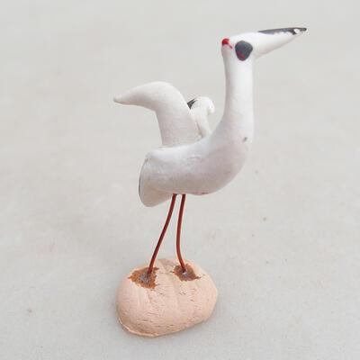 Ceramic figurine - Stick figure CB-12m - 2