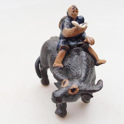 Ceramic figurine - Cow D3-2 - 2