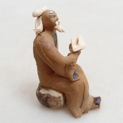 Ceramic figurine - Stick figure H0-2 - 2