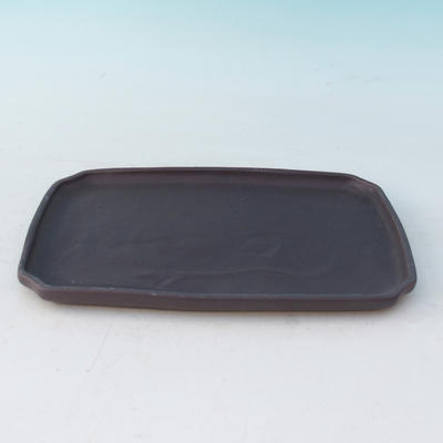 Bonsai water tray H 07p - 27 x 18 x 2 cm - 2