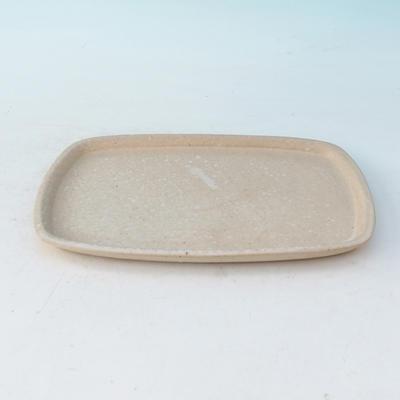 Bonsai water tray H 02 - 17 x 12 x 1 cm - 2