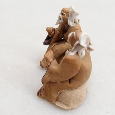 Ceramic figurine - Stick figure H18 - 2