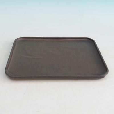 Bonsai water tray H 20 - 26,5 x 20 x 1,5 cm - 2