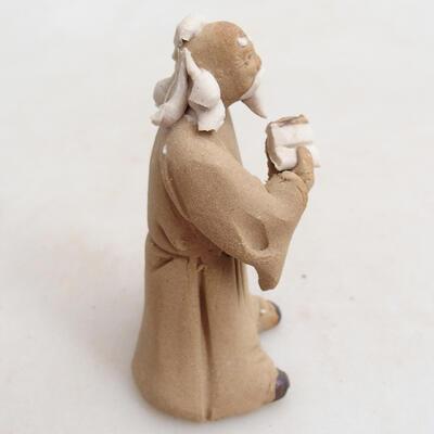 Ceramic figurine - Stick figure H27j - 2