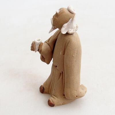 Ceramic figurine - Stick figure H27p - 2